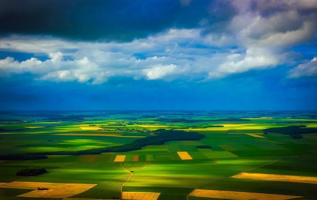 L'agriculture de demain.