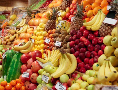 Les origines des fruits et légumes